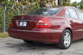 2004 Mercedes-Benz E320 3.2L Hollywood, Florida 21