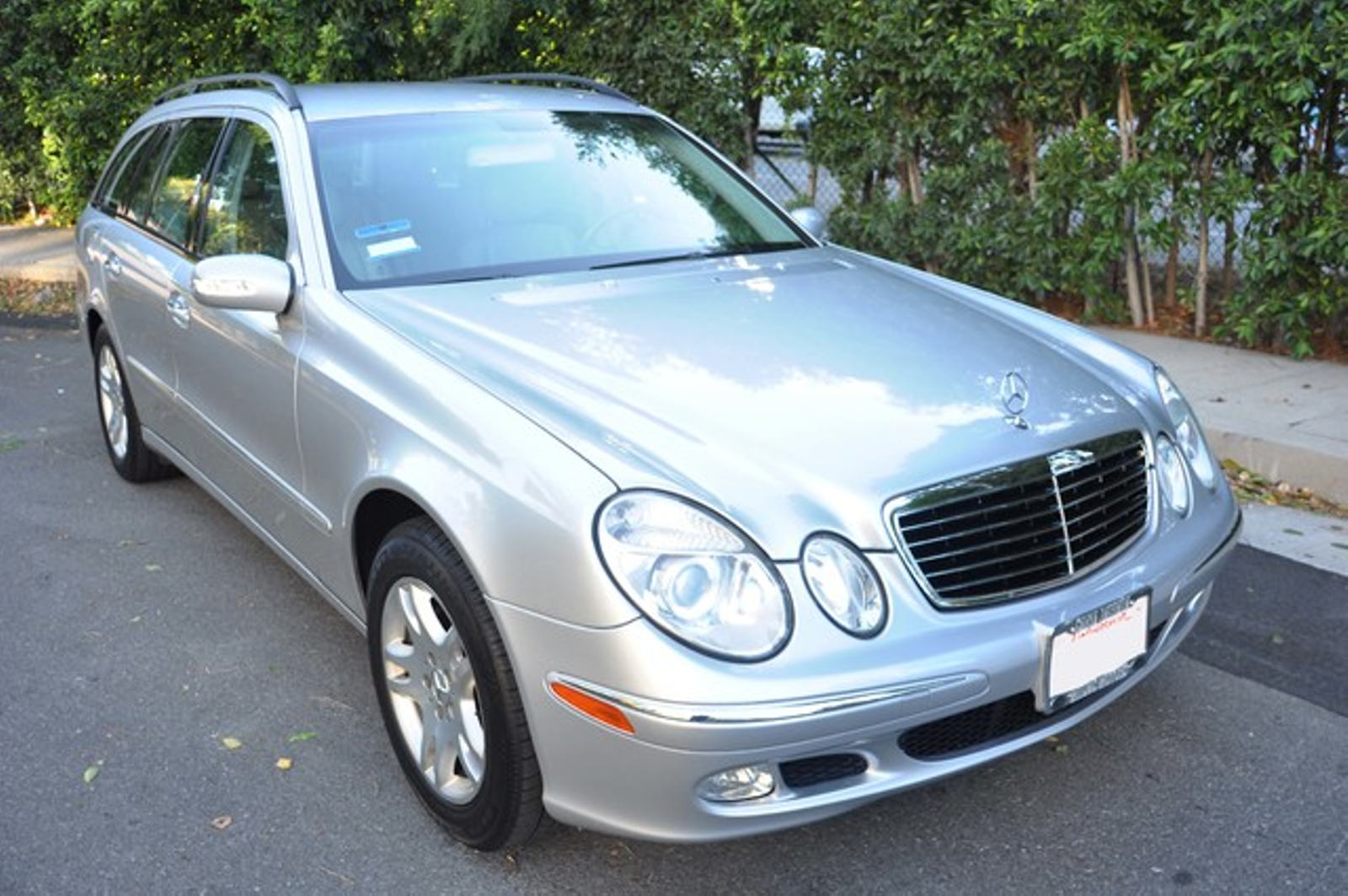 1998 mercedes benz e320 4matic repair service and for Mercedes benz service los angeles