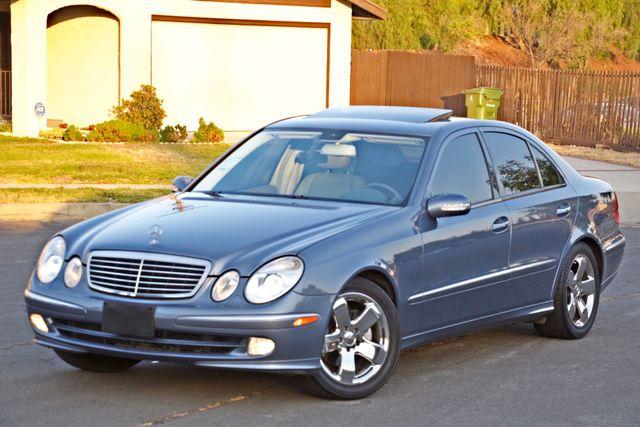 2004 Mercedes-Benz E320 SPORTS PKG XENON 1-OWNER NEW TIRES NAVIGATION LEATHER Woodland Hills, CA 1