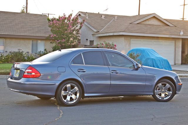 2004 Mercedes-Benz E320 SPORTS PKG XENON 1-OWNER NEW TIRES NAVIGATION LEATHER Woodland Hills, CA 10
