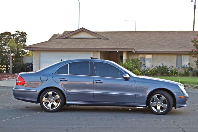 2004 Mercedes-Benz E320 SPORTS PKG XENON 1-OWNER NEW TIRES NAVIGATION LEATHER Woodland Hills, CA 11