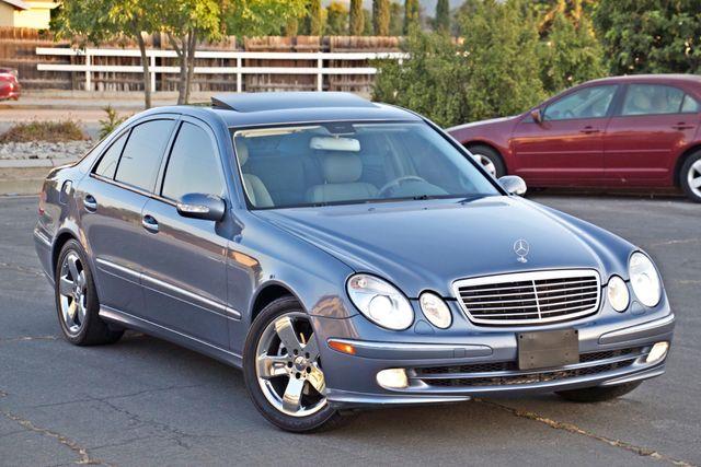 2004 Mercedes-Benz E320 SPORTS PKG XENON 1-OWNER NEW TIRES NAVIGATION LEATHER Woodland Hills, CA 12