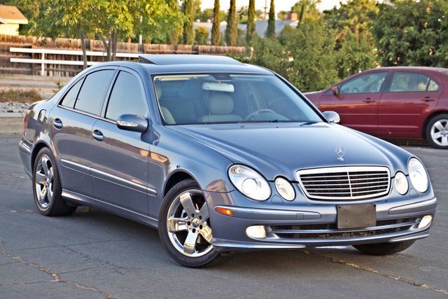 2004 Mercedes-Benz E320 SPORTS PKG XENON 1-OWNER NEW TIRES NAVIGATION LEATHER Woodland Hills, CA 13