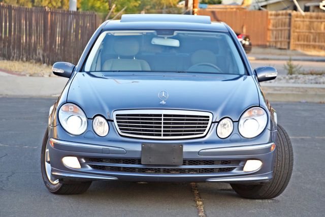 2004 Mercedes-Benz E320 SPORTS PKG XENON 1-OWNER NEW TIRES NAVIGATION LEATHER Woodland Hills, CA 14