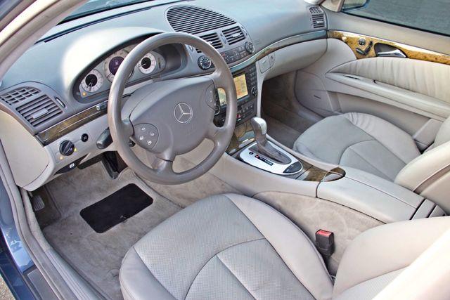 2004 Mercedes-Benz E320 SPORTS PKG XENON 1-OWNER NEW TIRES NAVIGATION LEATHER Woodland Hills, CA 18