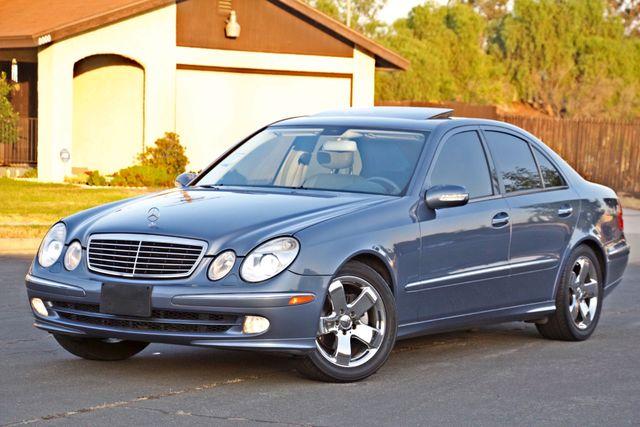2004 Mercedes-Benz E320 SPORTS PKG XENON 1-OWNER NEW TIRES NAVIGATION LEATHER Woodland Hills, CA 2