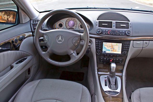 2004 Mercedes-Benz E320 SPORTS PKG XENON 1-OWNER NEW TIRES NAVIGATION LEATHER Woodland Hills, CA 25