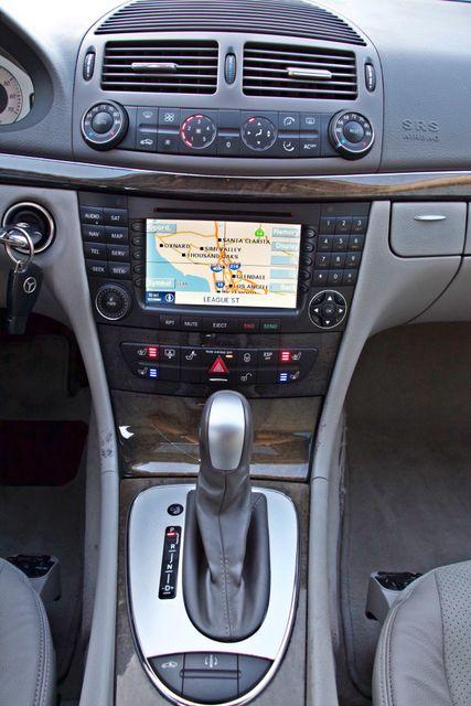 2004 Mercedes-Benz E320 SPORTS PKG XENON 1-OWNER NEW TIRES NAVIGATION LEATHER Woodland Hills, CA 23