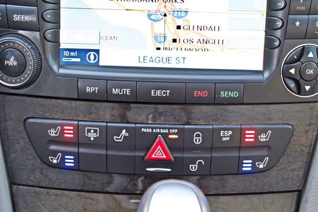 2004 Mercedes-Benz E320 SPORTS PKG XENON 1-OWNER NEW TIRES NAVIGATION LEATHER Woodland Hills, CA 21