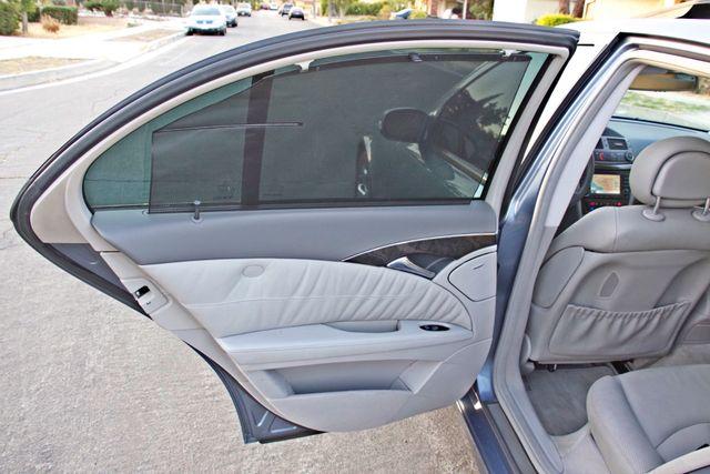 2004 Mercedes-Benz E320 SPORTS PKG XENON 1-OWNER NEW TIRES NAVIGATION LEATHER Woodland Hills, CA 32