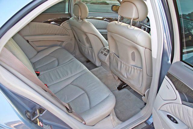 2004 Mercedes-Benz E320 SPORTS PKG XENON 1-OWNER NEW TIRES NAVIGATION LEATHER Woodland Hills, CA 33