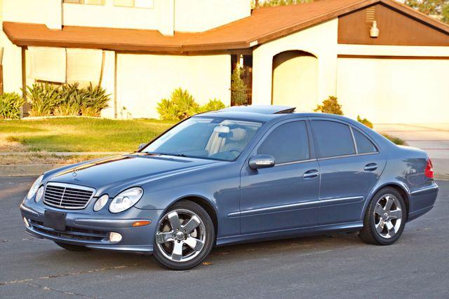 2004 Mercedes-Benz E320 SPORTS PKG XENON 1-OWNER NEW TIRES NAVIGATION LEATHER Woodland Hills, CA 3