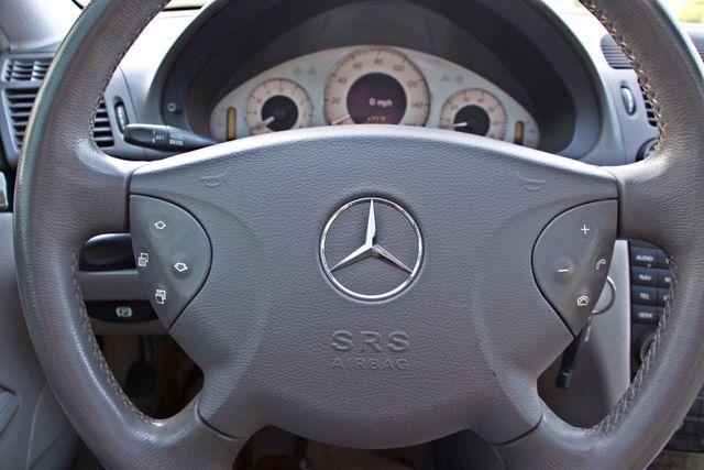 2004 Mercedes-Benz E320 SPORTS PKG XENON 1-OWNER NEW TIRES NAVIGATION LEATHER Woodland Hills, CA 19