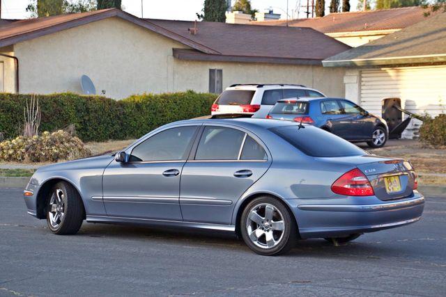 2004 Mercedes-Benz E320 SPORTS PKG XENON 1-OWNER NEW TIRES NAVIGATION LEATHER Woodland Hills, CA 5