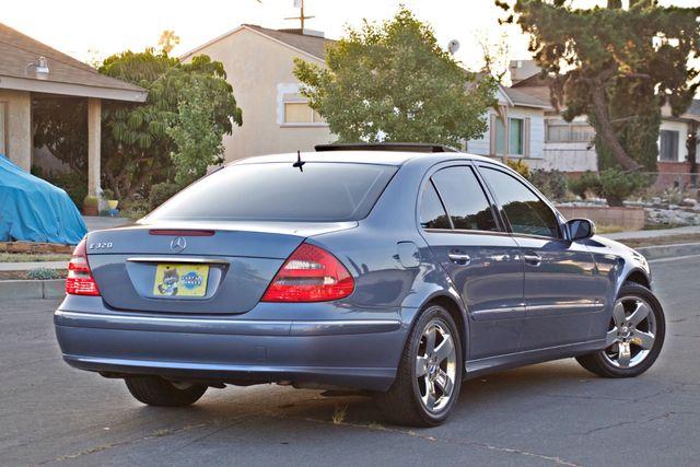 2004 Mercedes-Benz E320 SPORTS PKG XENON 1-OWNER NEW TIRES NAVIGATION LEATHER Woodland Hills, CA 9