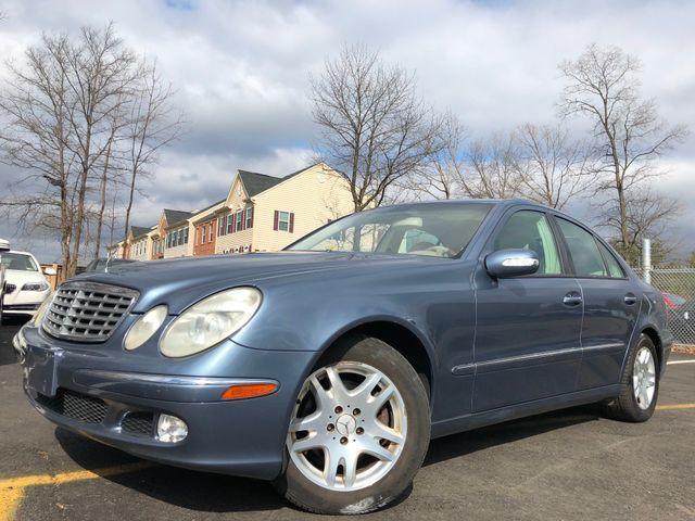2004 Mercedes-Benz E320 3.2L Sterling, Virginia 0