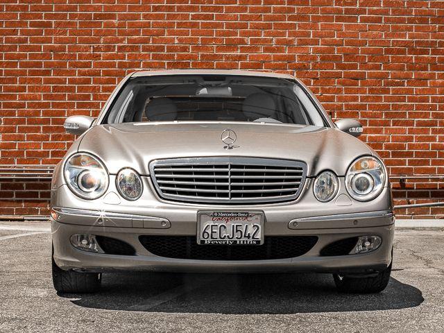 2004 Mercedes-Benz E500 5.0L Burbank, CA 1