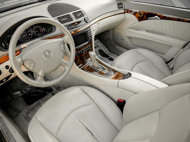 2004 Mercedes-Benz E500 5.0L Burbank, CA 9