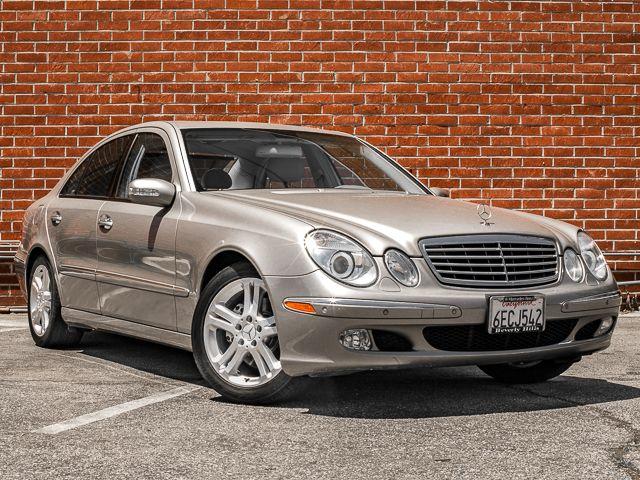 2004 Mercedes-Benz E500 5.0L Burbank, CA 2