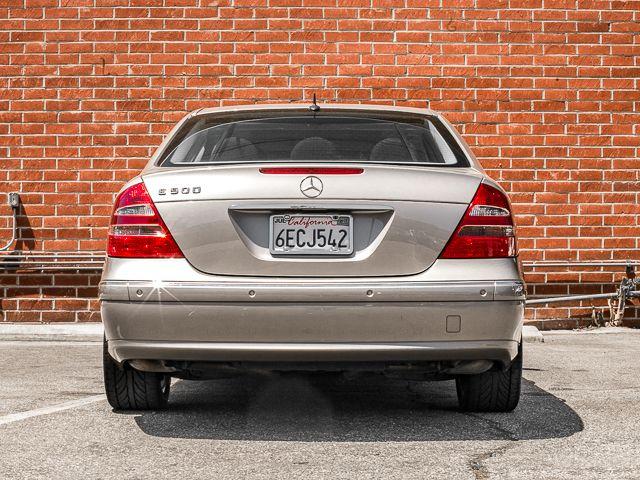 2004 Mercedes-Benz E500 5.0L Burbank, CA 6