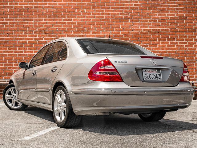 2004 Mercedes-Benz E500 5.0L Burbank, CA 7
