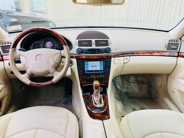 2004 Mercedes-Benz E500 5.0L Sterling, Virginia 13