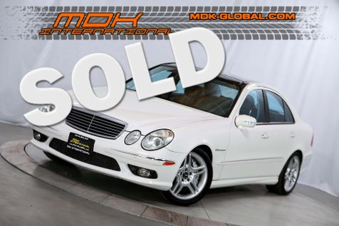 2004 Mercedes-Benz E55 AMG - Keyless GO - Heated / Cooled seats in Los Angeles