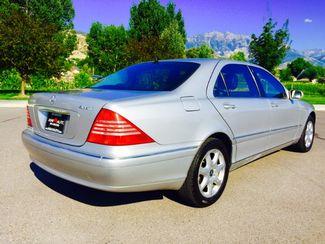 2004 Mercedes-Benz S430 4.3L LINDON, UT 2
