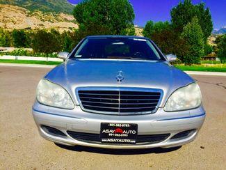 2004 Mercedes-Benz S430 4.3L LINDON, UT 7