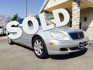 2004 Mercedes-Benz S430 4.3L LINDON, UT 0