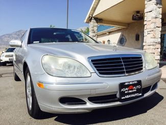 2004 Mercedes-Benz S430 4.3L LINDON, UT 1