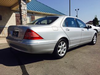 2004 Mercedes-Benz S430 4.3L LINDON, UT 3