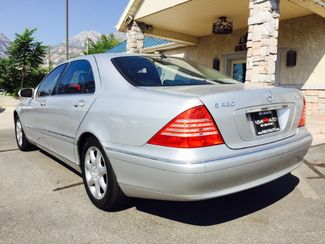 2004 Mercedes-Benz S430 4.3L LINDON, UT 5