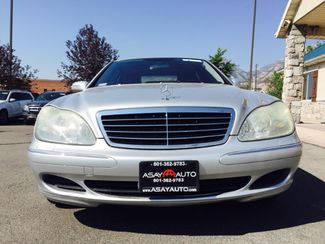 2004 Mercedes-Benz S430 4.3L LINDON, UT 9