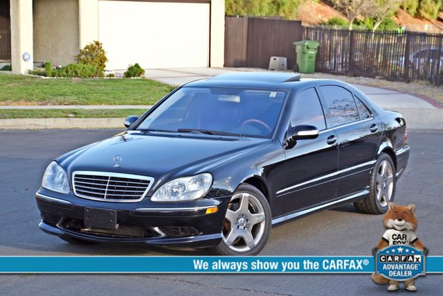 2004 Mercedes-Benz S500 5.0L AMG PKG AUTOMATIC  SERVICE RECORDS ALLOY WHLS XLNT CONDITION Woodland Hills, CA 0