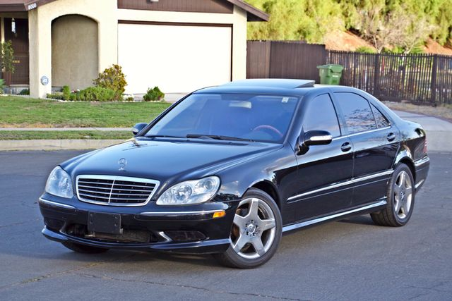 2004 Mercedes-Benz S500 5.0L AMG PKG AUTOMATIC  SERVICE RECORDS ALLOY WHLS XLNT CONDITION Woodland Hills, CA 1