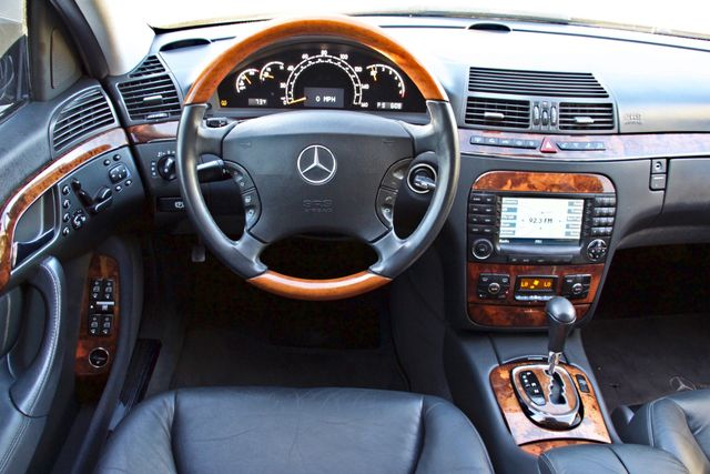 2004 Mercedes-Benz S500 5.0L AMG PKG AUTOMATIC  SERVICE RECORDS ALLOY WHLS XLNT CONDITION Woodland Hills, CA 22