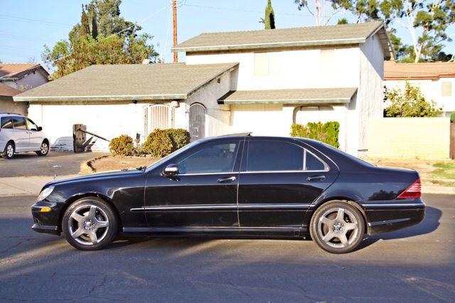 2004 Mercedes-Benz S500 5.0L AMG PKG AUTOMATIC  SERVICE RECORDS ALLOY WHLS XLNT CONDITION Woodland Hills, CA 2