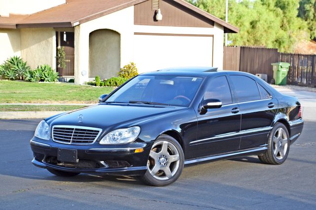 2004 Mercedes-Benz S500 5.0L AMG PKG AUTOMATIC  SERVICE RECORDS ALLOY WHLS XLNT CONDITION Woodland Hills, CA 8