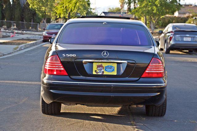 2004 Mercedes-Benz S500 5.0L AMG PKG AUTOMATIC  SERVICE RECORDS ALLOY WHLS XLNT CONDITION Woodland Hills, CA 4