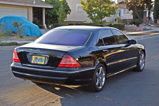2004 Mercedes-Benz S500 5.0L AMG PKG AUTOMATIC  SERVICE RECORDS ALLOY WHLS XLNT CONDITION Woodland Hills, CA 5