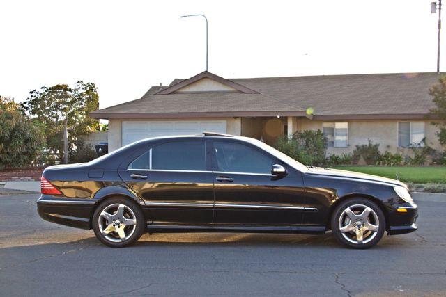 2004 Mercedes-Benz S500 5.0L AMG PKG AUTOMATIC  SERVICE RECORDS ALLOY WHLS XLNT CONDITION Woodland Hills, CA 6