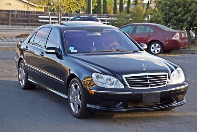 2004 Mercedes-Benz S500 5.0L AMG PKG AUTOMATIC  SERVICE RECORDS ALLOY WHLS XLNT CONDITION Woodland Hills, CA 7