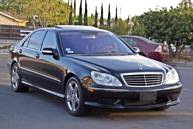 2004 Mercedes-Benz S500 5.0L AMG PKG AUTOMATIC  SERVICE RECORDS ALLOY WHLS XLNT CONDITION Woodland Hills, CA 27
