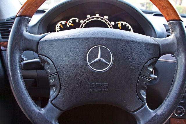 2004 Mercedes-Benz S500 5.0L AMG PKG AUTOMATIC  SERVICE RECORDS ALLOY WHLS XLNT CONDITION Woodland Hills, CA 14