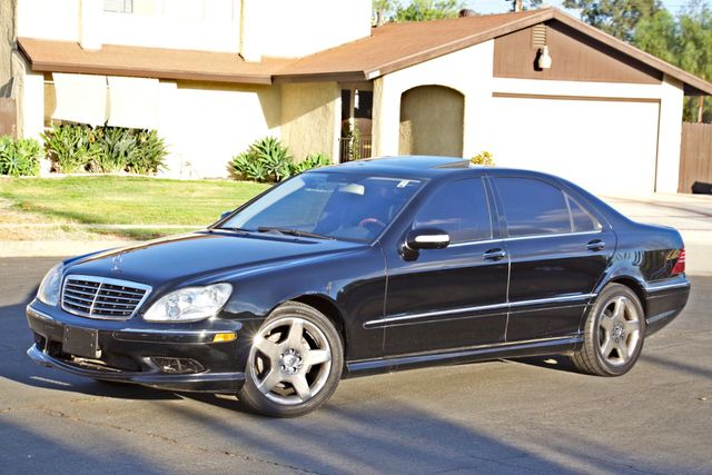 2004 Mercedes-Benz S500 5.0L AMG PKG AUTOMATIC  SERVICE RECORDS ALLOY WHLS XLNT CONDITION Woodland Hills, CA 28