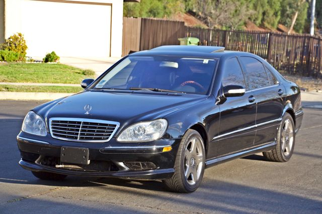 2004 Mercedes-Benz S500 5.0L AMG PKG AUTOMATIC  SERVICE RECORDS ALLOY WHLS XLNT CONDITION Woodland Hills, CA 10