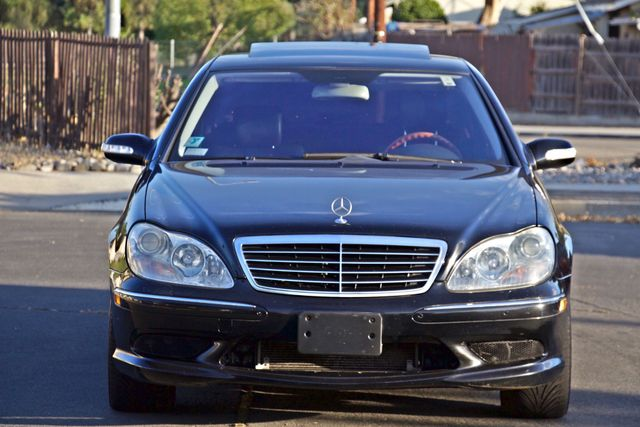 2004 Mercedes-Benz S500 5.0L AMG PKG AUTOMATIC  SERVICE RECORDS ALLOY WHLS XLNT CONDITION Woodland Hills, CA 9