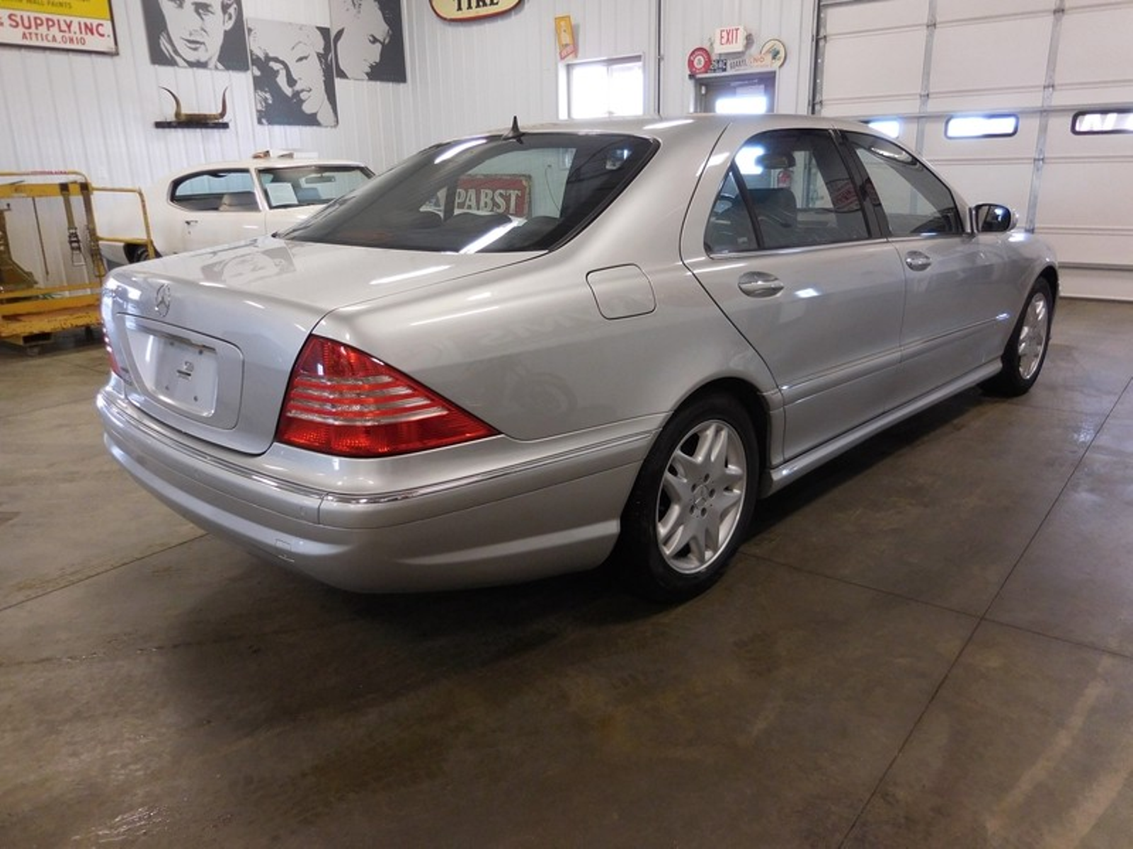 2004 mercedes benz s500 50l in ohio