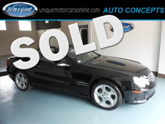 2004 Mercedes-Benz SL500 SL500 Bridgeville, Pennsylvania